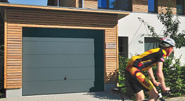 Puertas de garaje basculantes Berry