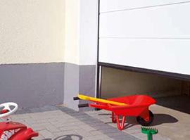 Automatismo para puertas de garaje fiable