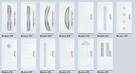 Diseños de puertas Thermopro