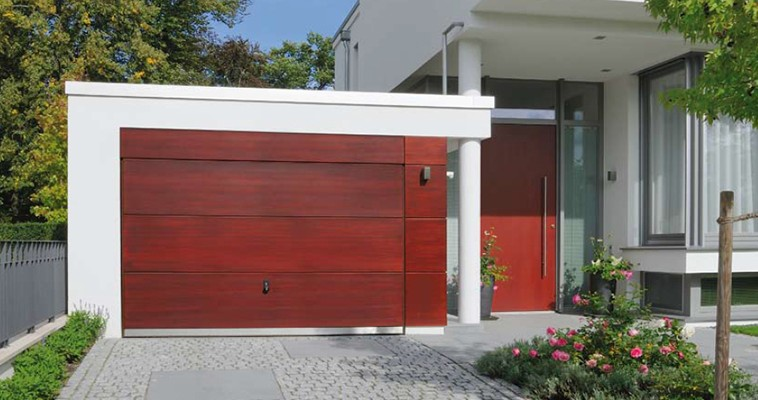 Puerta Basculante Berry De Garaje