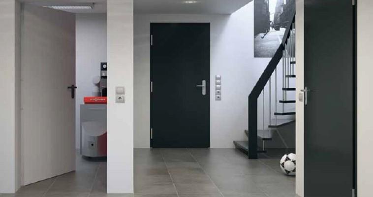 Puertas De Interior Peatonales