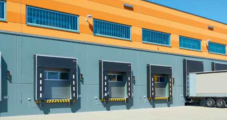Puertas Seccionales Industriales Para Empresas