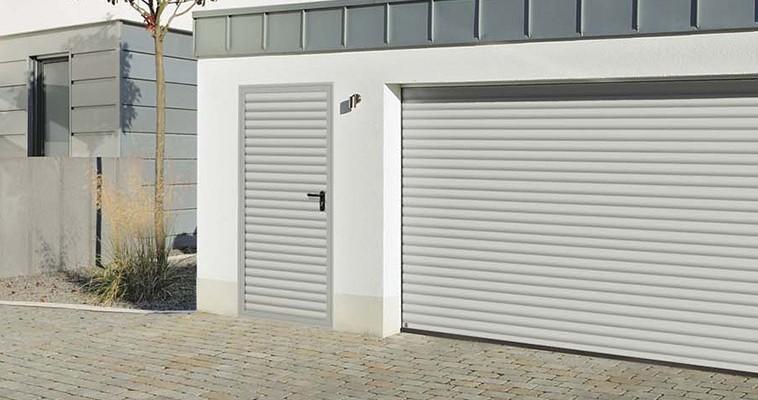 Puerta Peatonal Lateral De Garaje