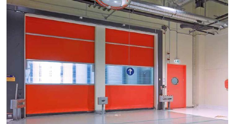 Puerta Rápida Industrial
