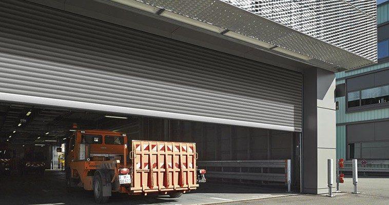Puertas Y Rejas Enrollables Industriales