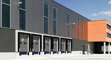 Puertas de carga y descarga para empresas