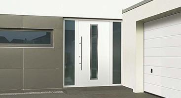 Puertas de entrada para hogar