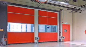 Puertas industriales para empresas