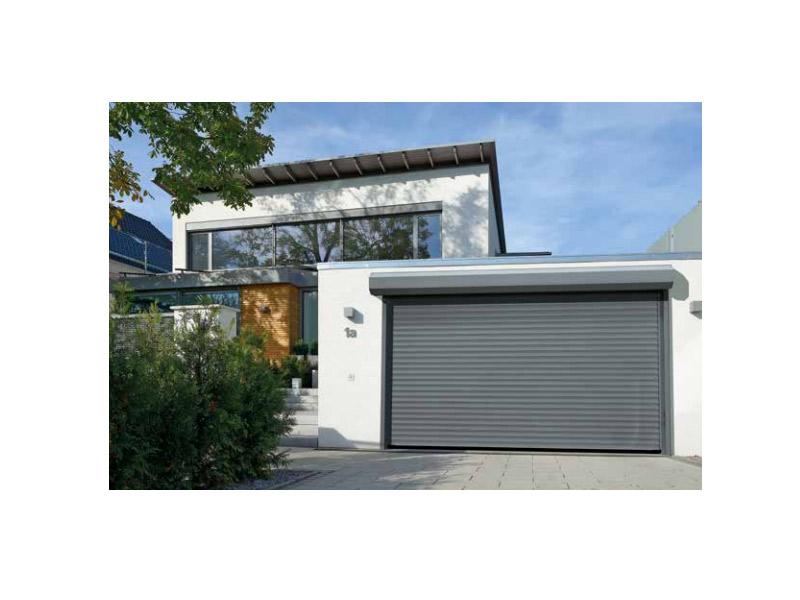 Puerta de garaje original desm rcate con una rollmatic - Puertas de garaje de madera ...