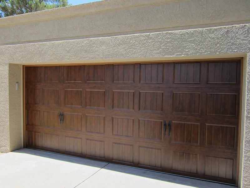 ¿De Qué Materiales Están Hechas Las Puertas De Garaje?