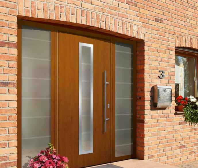 Seguridad Y Aislamiento Térmico Con Las Puertas De Entrada Thermopro