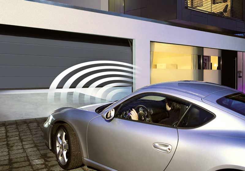 Controla Tu Puerta De Garaje Con Los Accesorios Para Automatismos