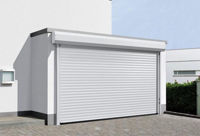 Rollmatic Hormann Puerta Garaje Enrollable