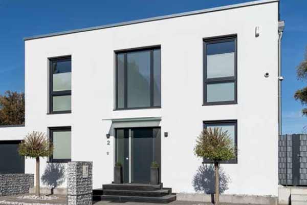 Las Puertas De Entrada De Aluminio Para Casa Que Estabas Buscando