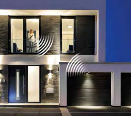 Puertas Seccionales De Garaje Con Marco De Aluminio