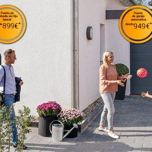 Promoción Puertas Hörmann