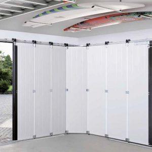 Renueva La Entrada De Tu Garaje Con Nuestras Puertas Seccionales Laterales
