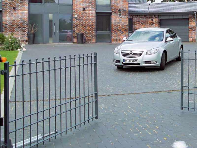 Automatismos Para Puertas De Garaje Hormann Aradock