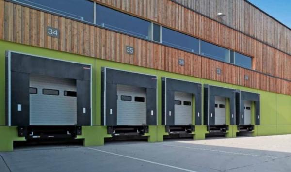 La Solución Para La Descarga De Mercancías: Rampas Niveladoras