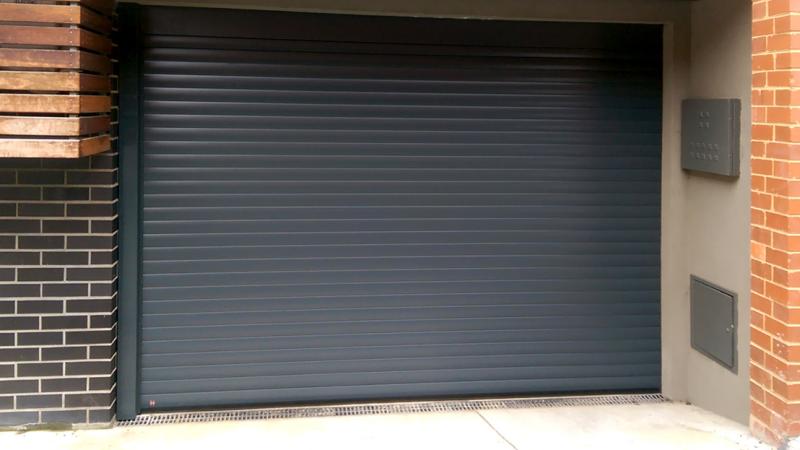 Puerta De Garaje Rollmatic