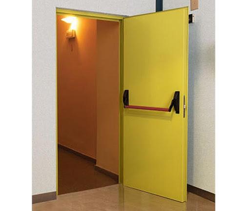 La Seguridad De Los Tuyos Es Lo Más Importante. Instala Puertas Cortafuego.