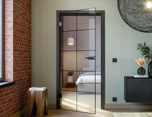 puertas estilo industrial